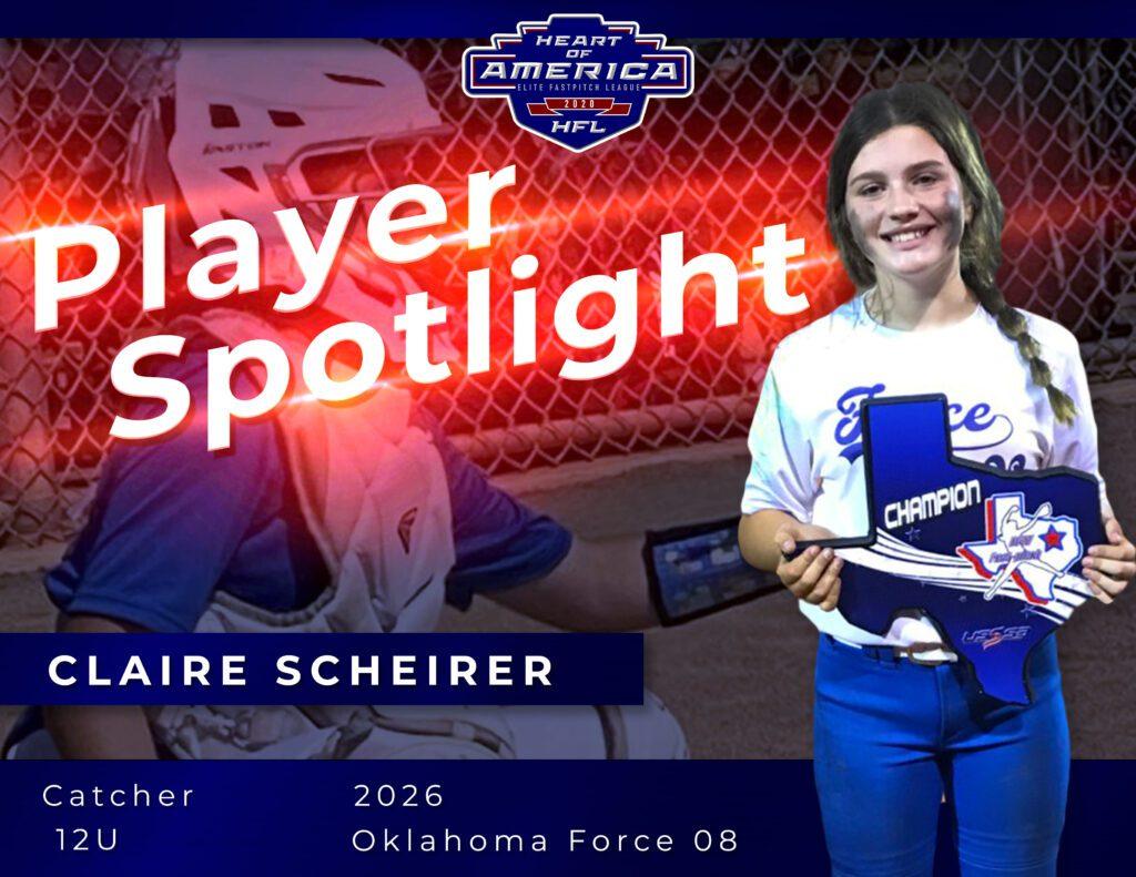 Heart of America Player Spotlight Claire Scheirer copy