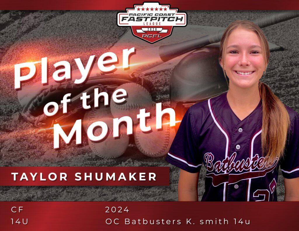 Taylor Shumaker