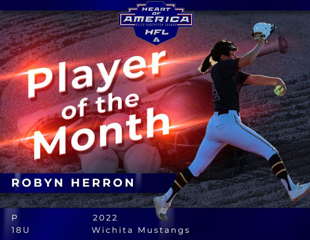 Heart of America POM Robyn Herron